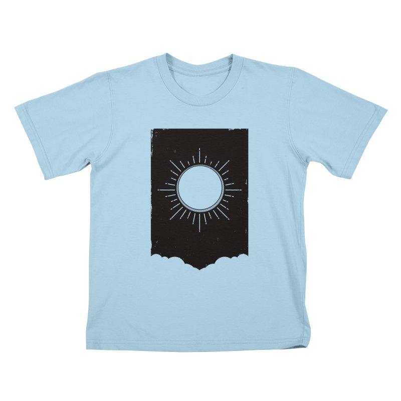 Shine Kids T-Shirt by MidnightCoffee