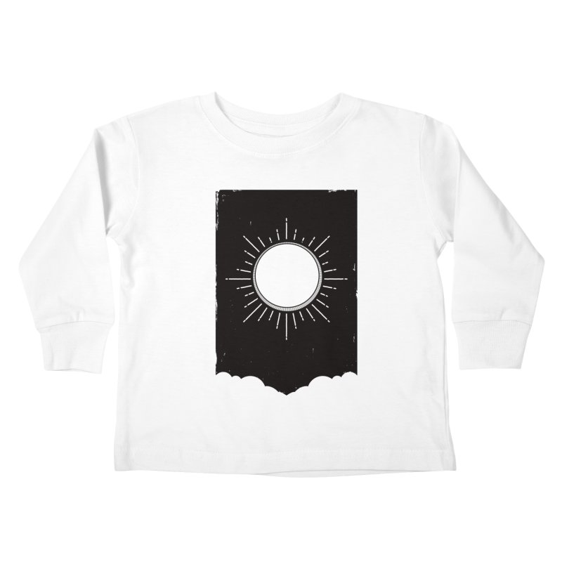 Shine Kids Toddler Longsleeve T-Shirt by MidnightCoffee