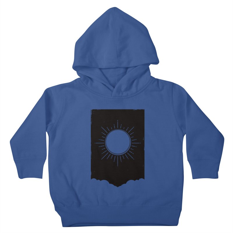 Shine Kids Toddler Pullover Hoody by MidnightCoffee