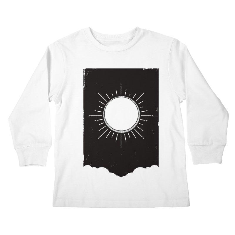 Shine Kids Longsleeve T-Shirt by MidnightCoffee