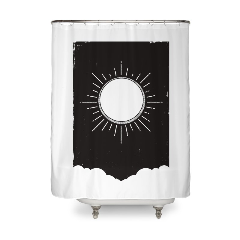 Shine Home Shower Curtain by MidnightCoffee