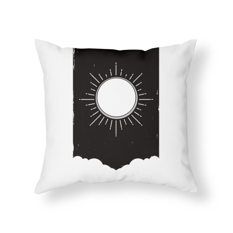 Shine Home Throw Pillow by MidnightCoffee