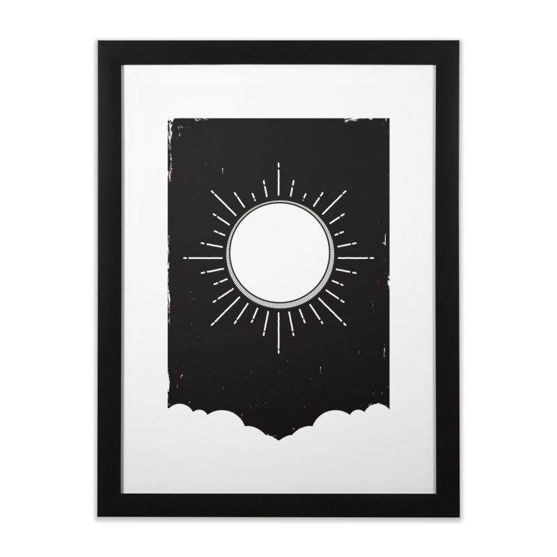Shine Home Framed Fine Art Print by MidnightCoffee
