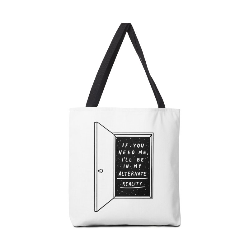 Alternate Reality Accessories Bag by MidnightCoffee