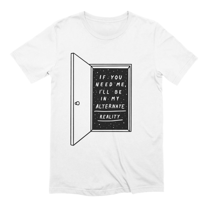 Alternate Reality Men's Extra Soft T-Shirt by MidnightCoffee