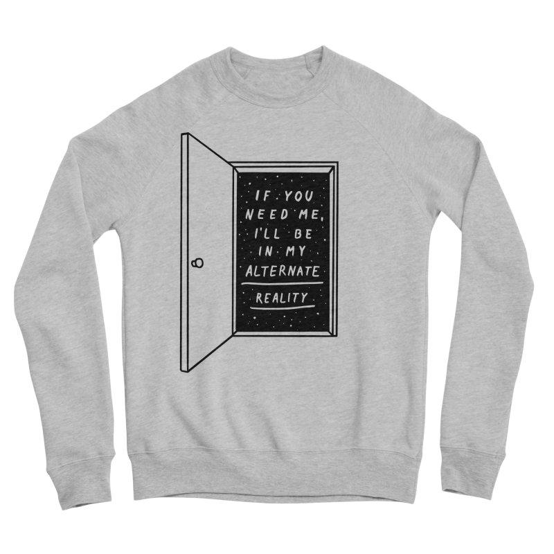 Alternate Reality Men's Sponge Fleece Sweatshirt by MidnightCoffee
