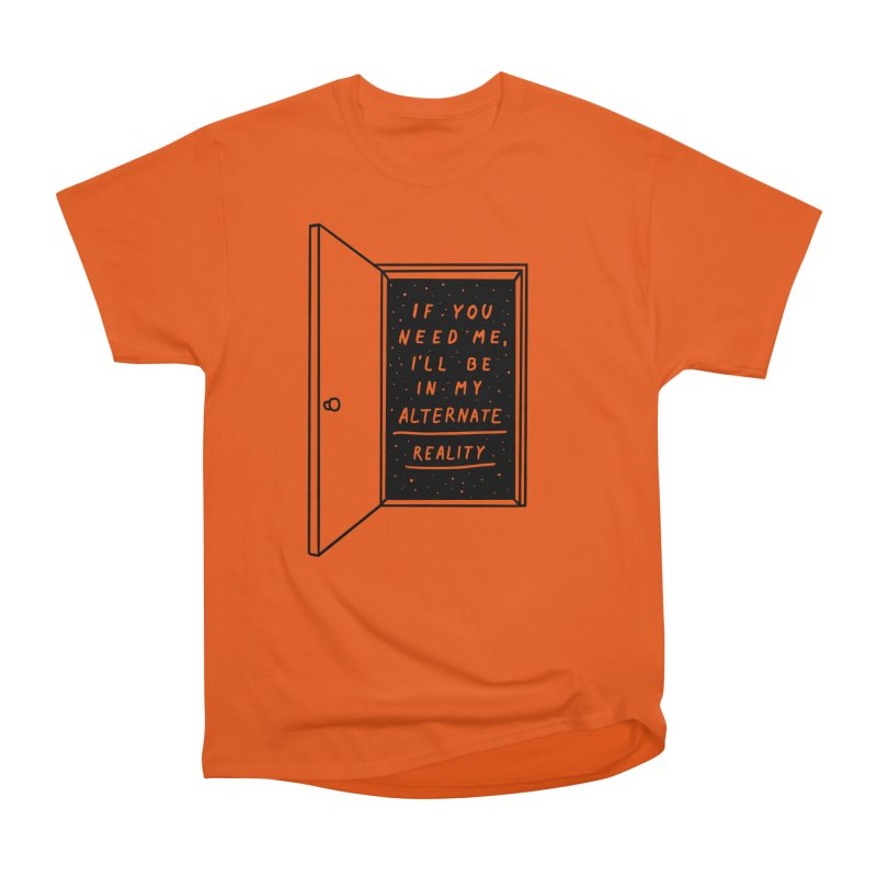 Alternate Reality Men's Classic T-Shirt by MidnightCoffee