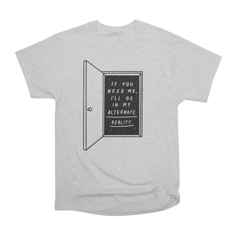 Alternate Reality Men's Heavyweight T-Shirt by MidnightCoffee