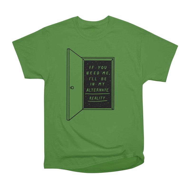 Alternate Reality Women's Classic Unisex T-Shirt by MidnightCoffee