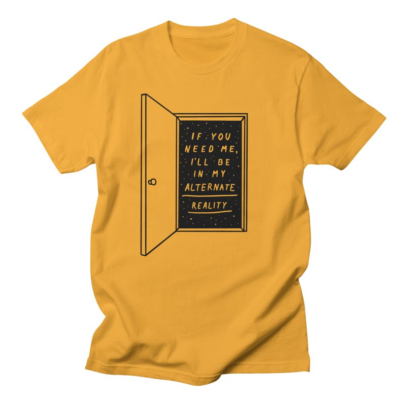 Alternate Reality Women's Regular Unisex T-Shirt by MidnightCoffee
