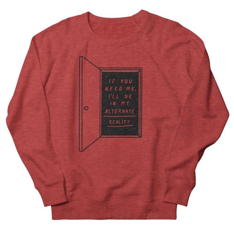 Alternate Reality Men's French Terry Sweatshirt by MidnightCoffee