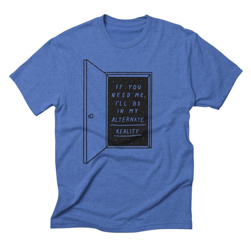 Alternate Reality Men's Triblend T-Shirt by MidnightCoffee