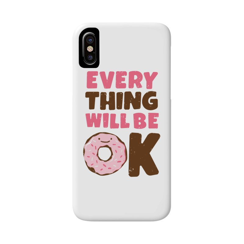 Sweet Relief Accessories Phone Case by MidnightCoffee