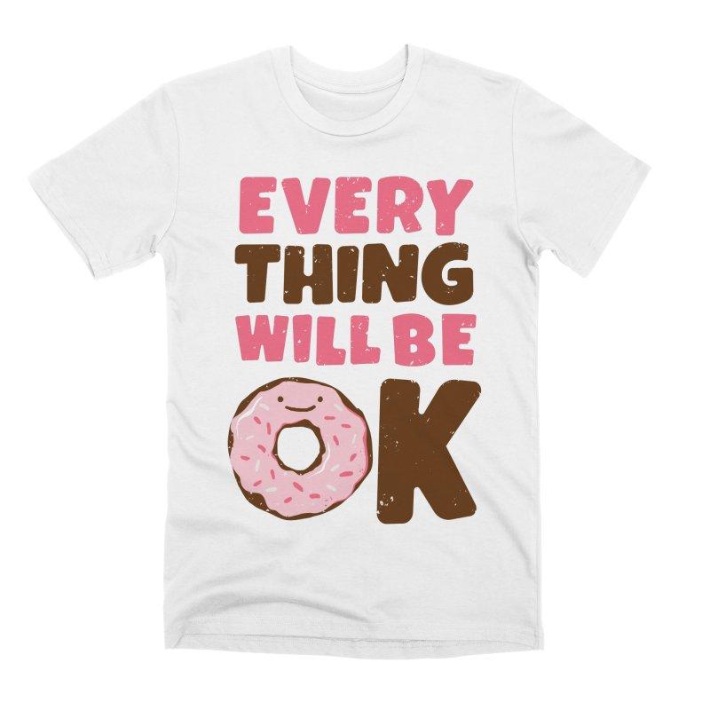 Sweet Relief Men's Premium T-Shirt by MidnightCoffee