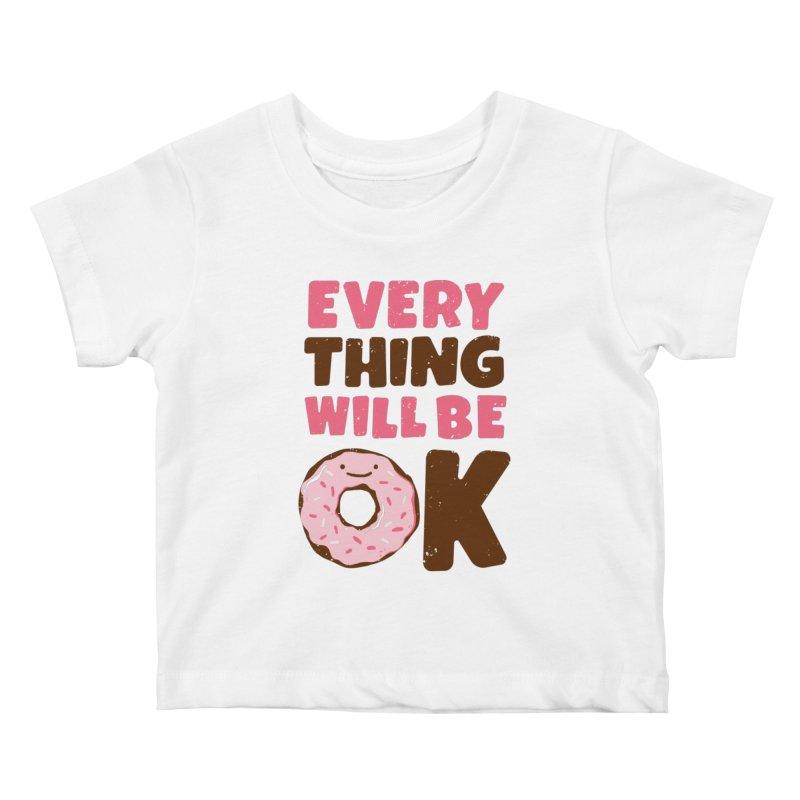 Sweet Relief Kids Baby T-Shirt by MidnightCoffee