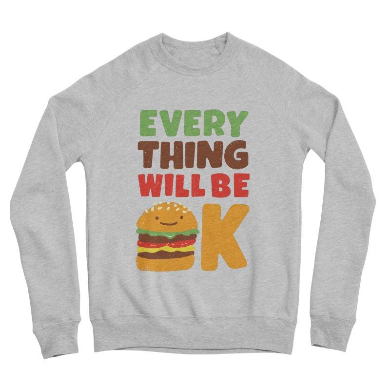 Feed Your Feelings Men's Sponge Fleece Sweatshirt by MidnightCoffee