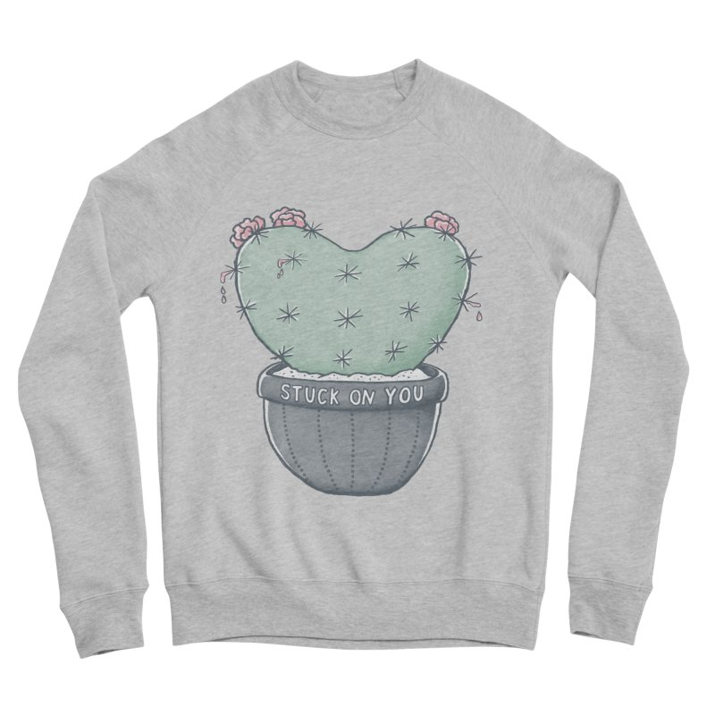 Love Hurts Men's Sponge Fleece Sweatshirt by MidnightCoffee