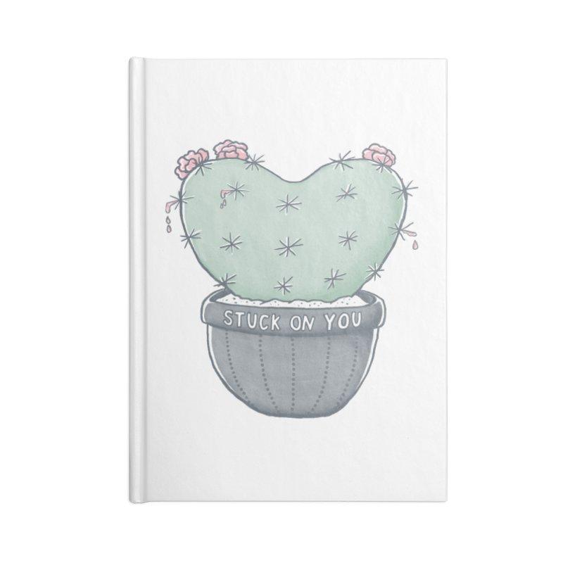 Love Hurts Accessories Notebook by MidnightCoffee