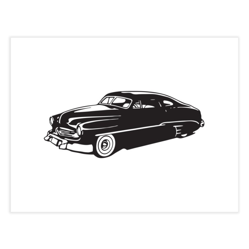 The Coupe Home Fine Art Print by Midnight Studio