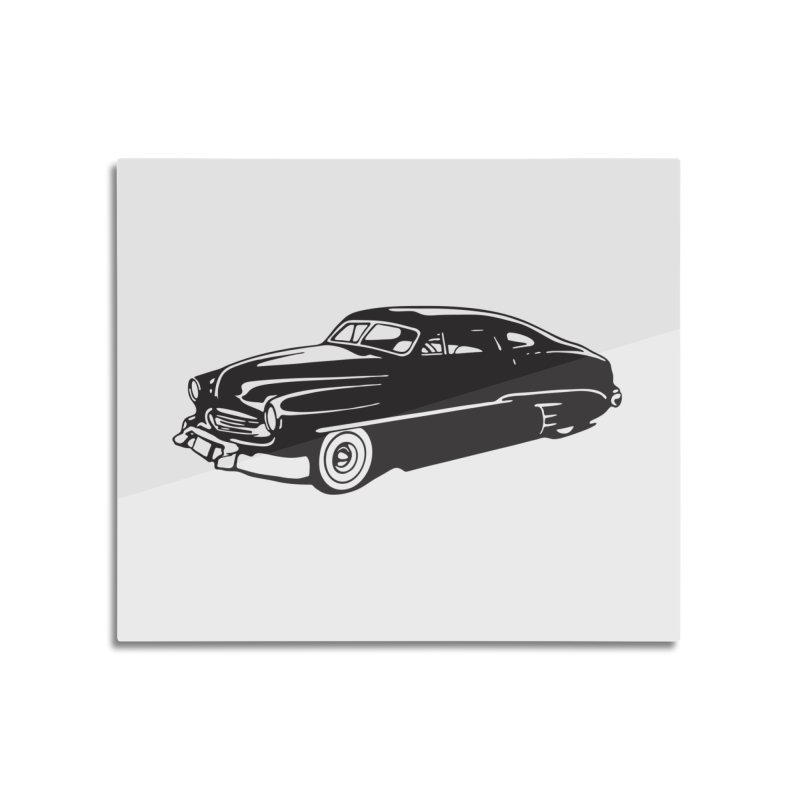 The Coupe Home Mounted Acrylic Print by Midnight Studio