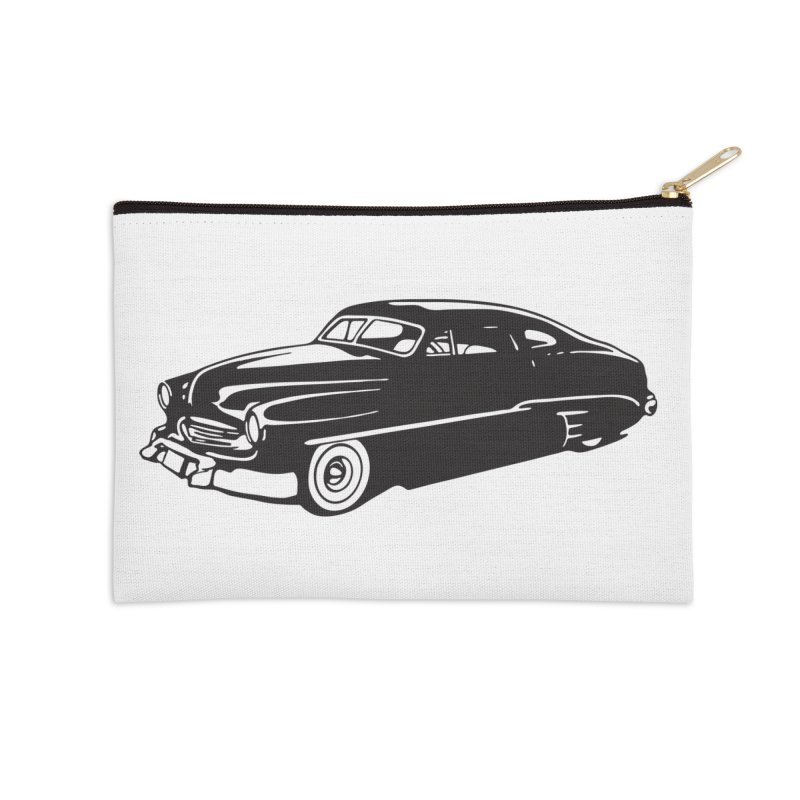 The Coupe Accessories Zip Pouch by Midnight Studio
