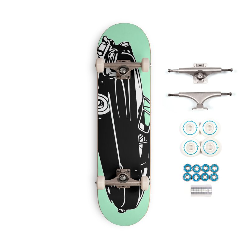 The Coupe Accessories Complete - Basic Skateboard by Midnight Studio