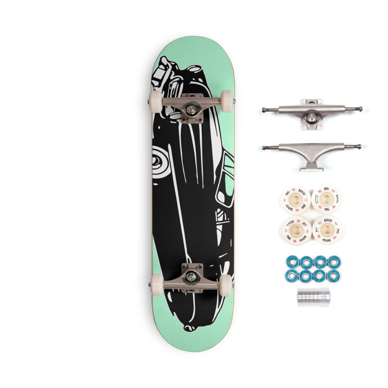 The Coupe Accessories Complete - Premium Skateboard by Midnight Studio