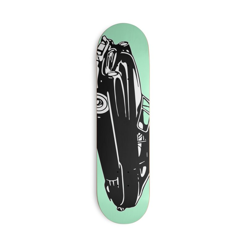 The Coupe Accessories Skateboard by Midnight Studio