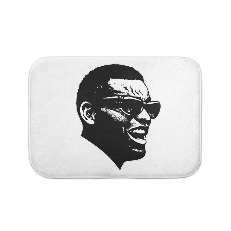 Brother Ray Home Bath Mat by Midnight Studio