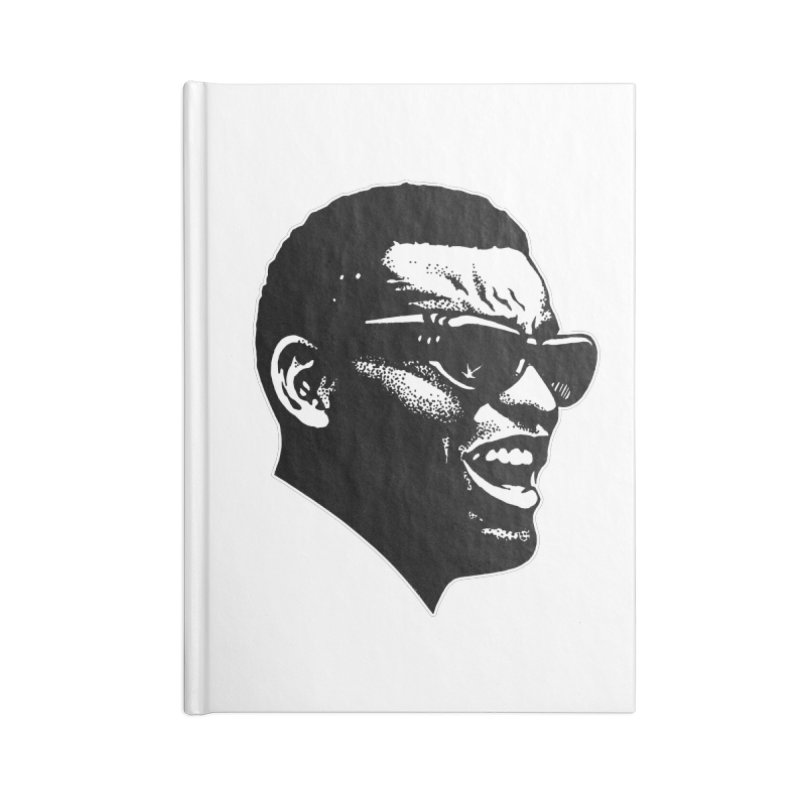 Brother Ray Accessories Lined Journal Notebook by Midnight Studio