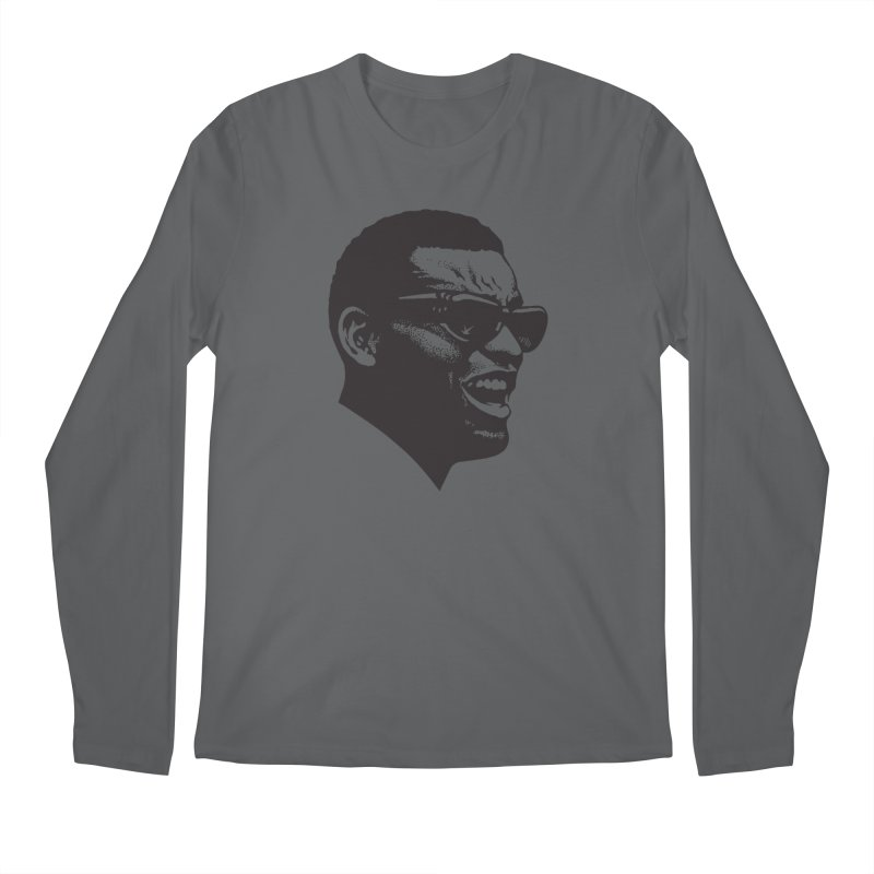 Brother Ray Men's Longsleeve T-Shirt by Midnight Studio