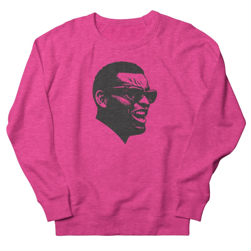 Brother Ray in Women's Sweatshirt Heather Heliconia by Midnight Studio