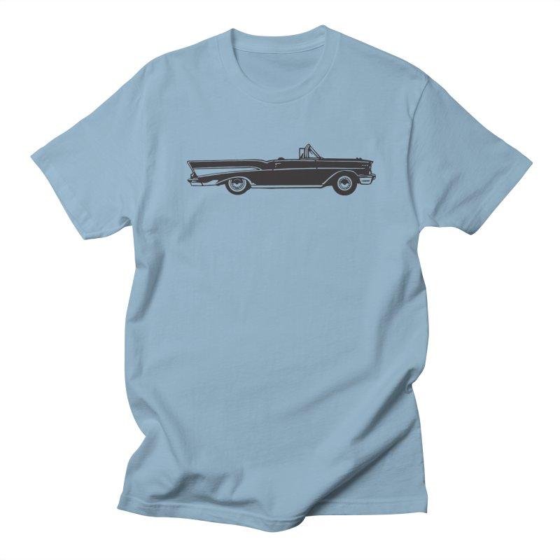 '57 Chevy Women's Regular Unisex T-Shirt by Midnight Studio