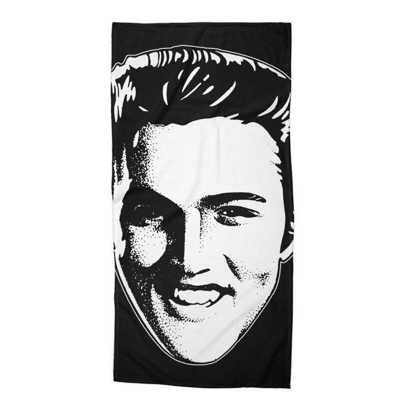 The King Accessories Beach Towel by Midnight Studio