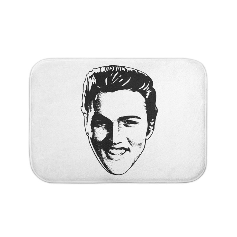 The King Home Bath Mat by Midnight Studio