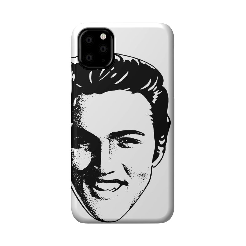 The King Accessories Phone Case by Midnight Studio