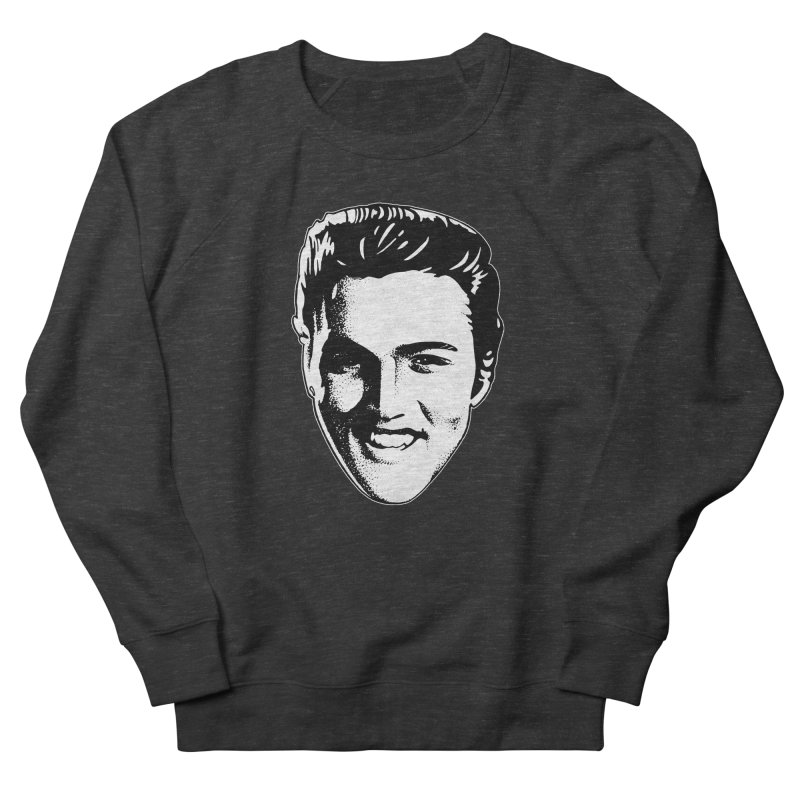 The King in Women's Sweatshirt Smoke by Midnight Studio