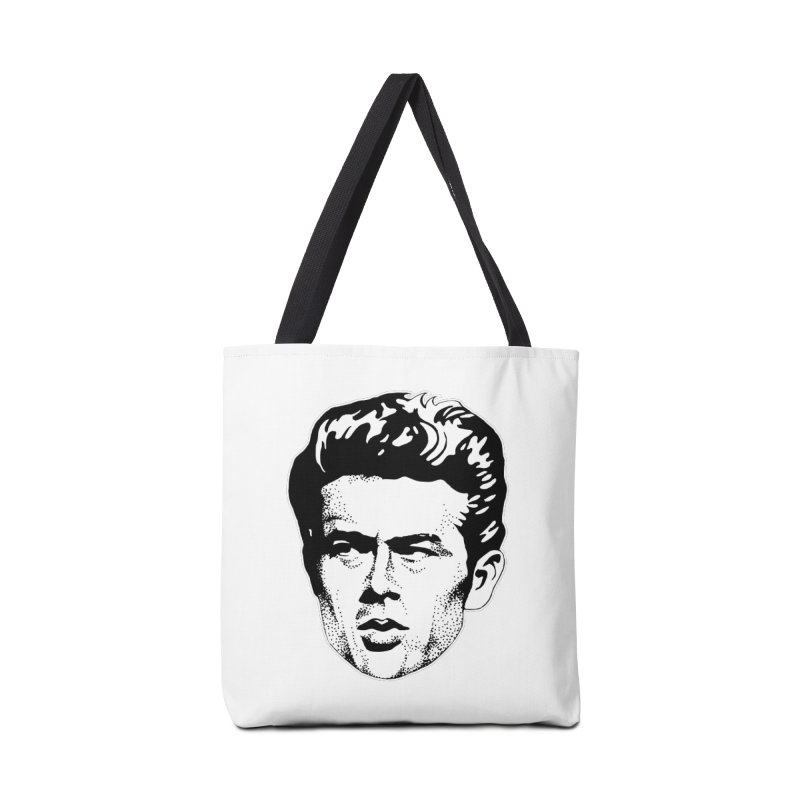 Rebel Accessories Tote Bag Bag by Midnight Studio