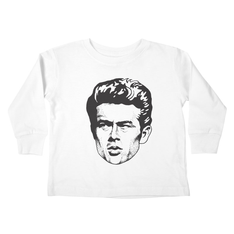 Rebel Kids Toddler Longsleeve T-Shirt by Midnight Studio