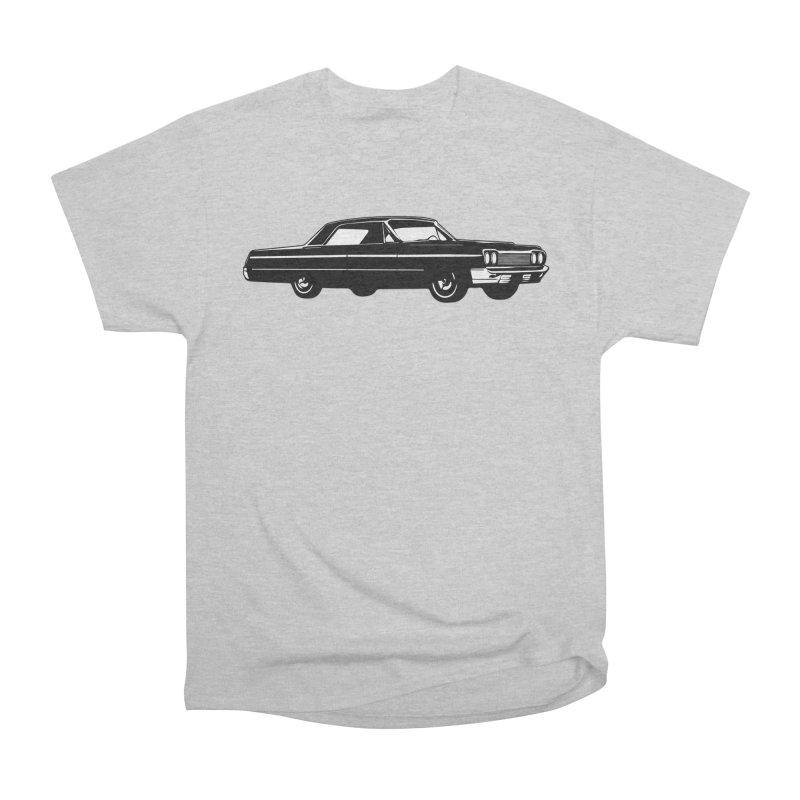 '64 Impala Women's Heavyweight Unisex T-Shirt by Midnight Studio