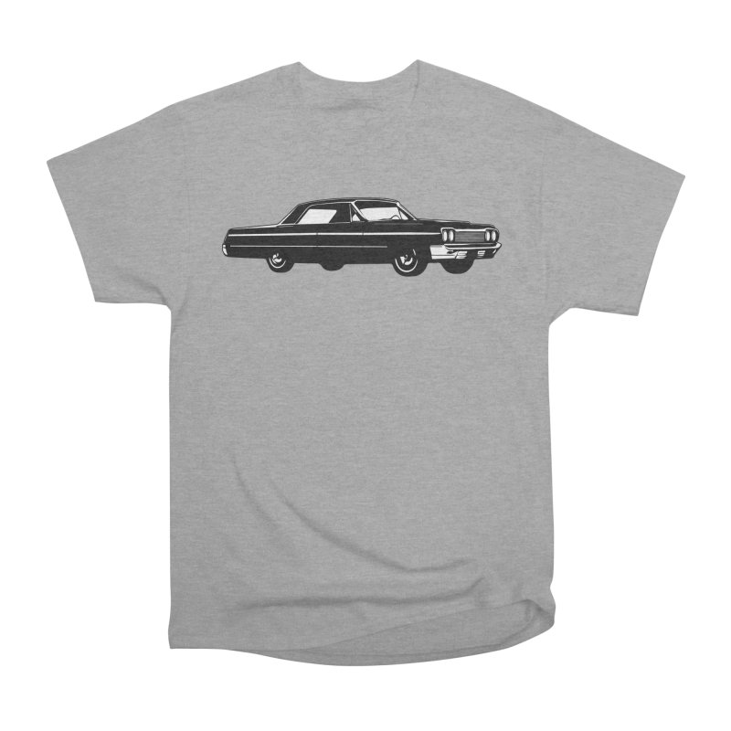 '64 Impala Men's Heavyweight T-Shirt by Midnight Studio