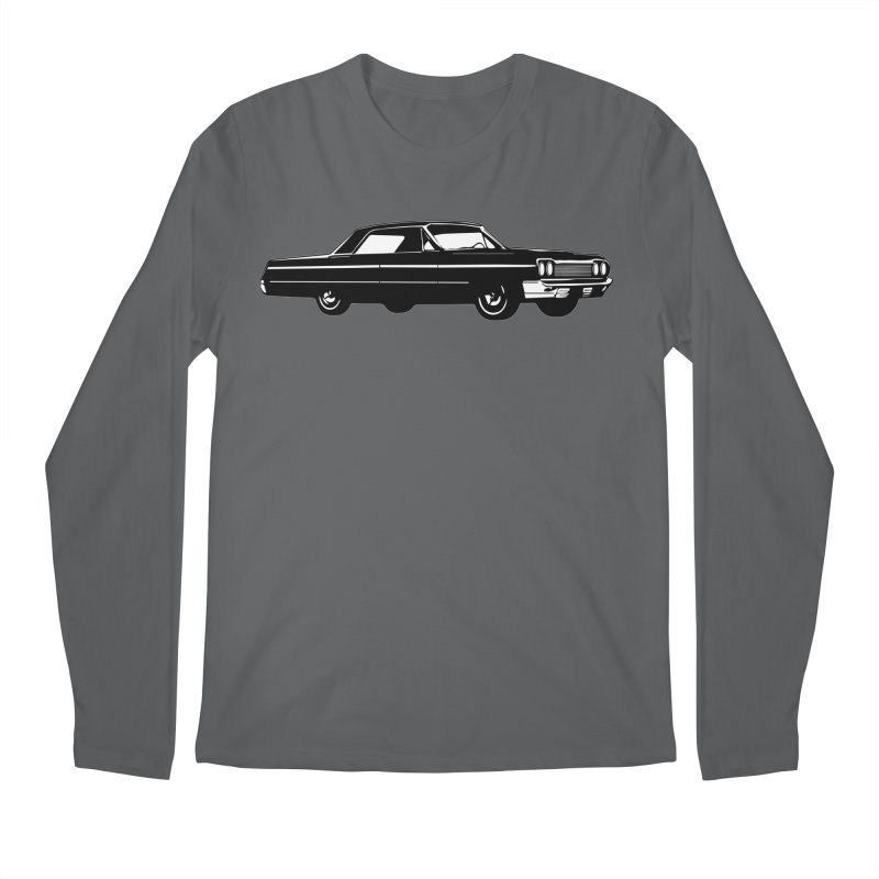 '64 Impala Men's Longsleeve T-Shirt by Midnight Studio