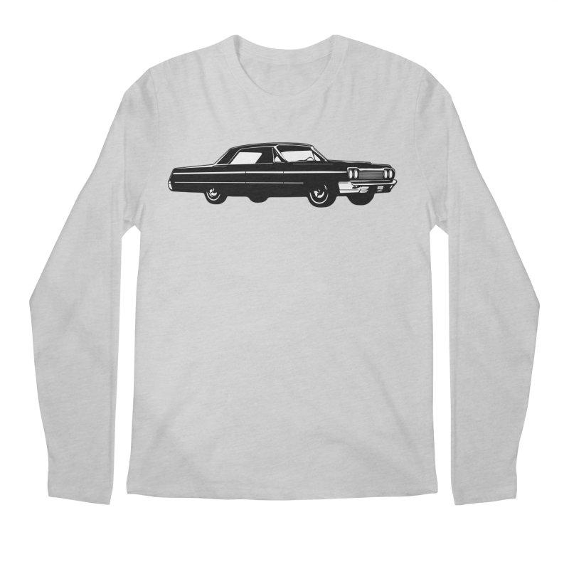 '64 Impala Men's Regular Longsleeve T-Shirt by Midnight Studio