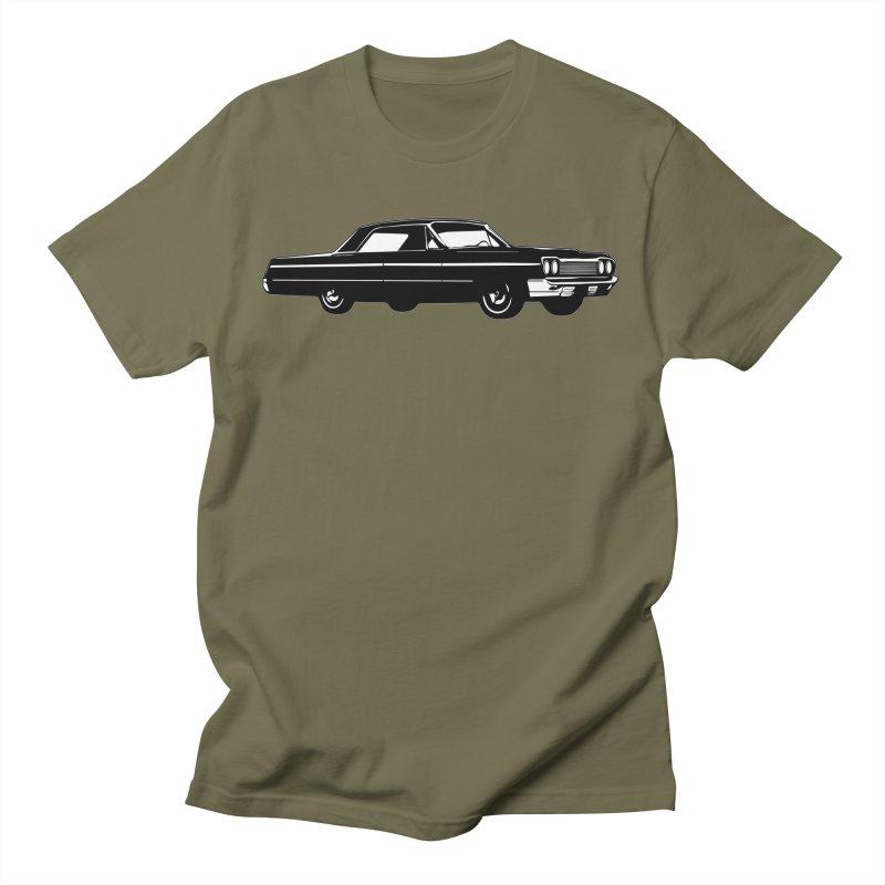 '64 Impala Men's Regular T-Shirt by Midnight Studio
