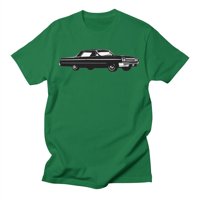 '64 Impala Men's Regular T-Shirt by Midnight Studio