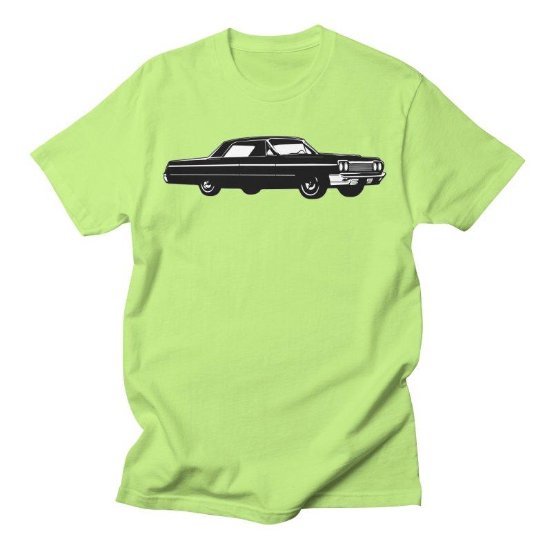 '64 Impala Women's Regular Unisex T-Shirt by Midnight Studio
