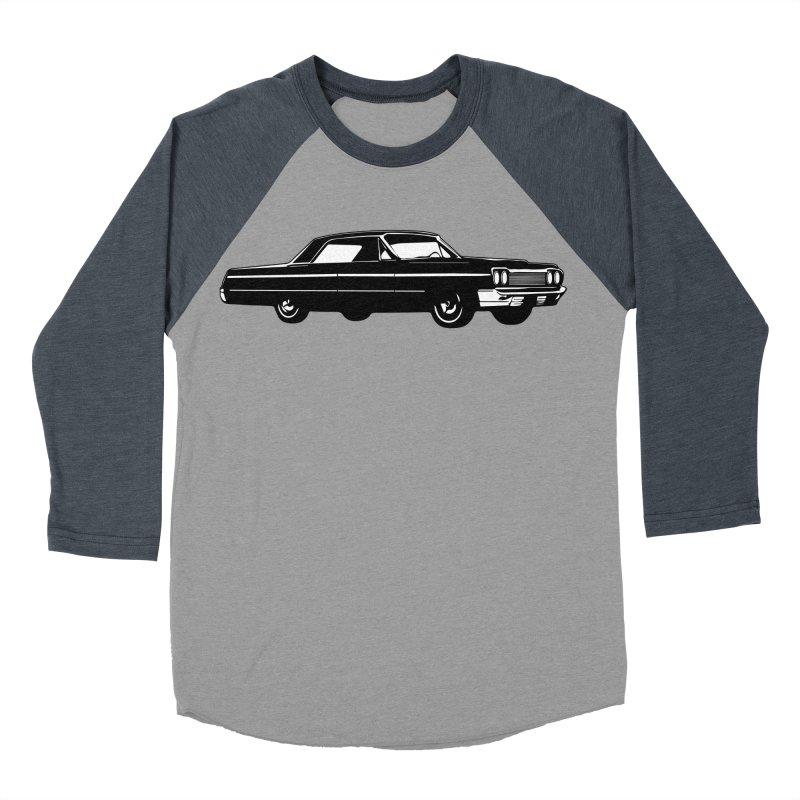 '64 Impala Men's Baseball Triblend T-Shirt by Midnight Studio