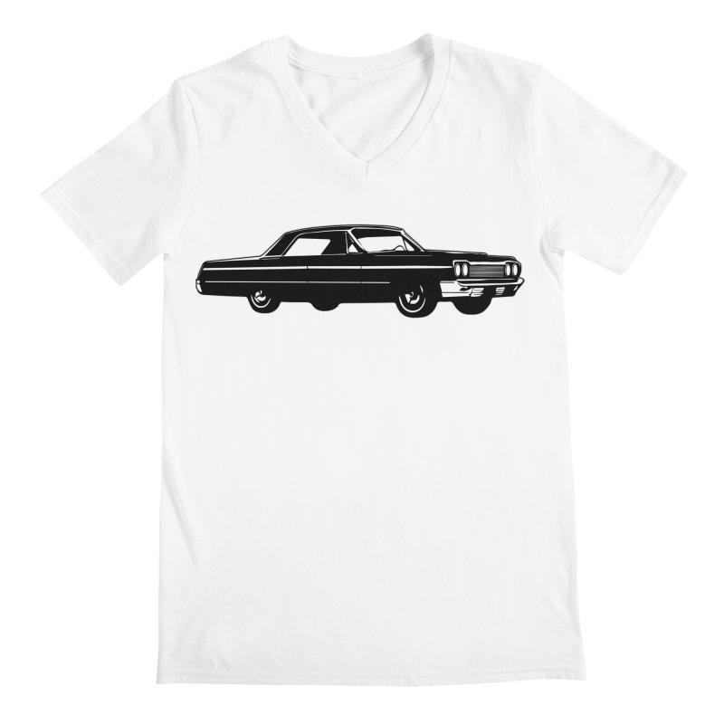 '64 Impala Men's V-Neck by Midnight Studio