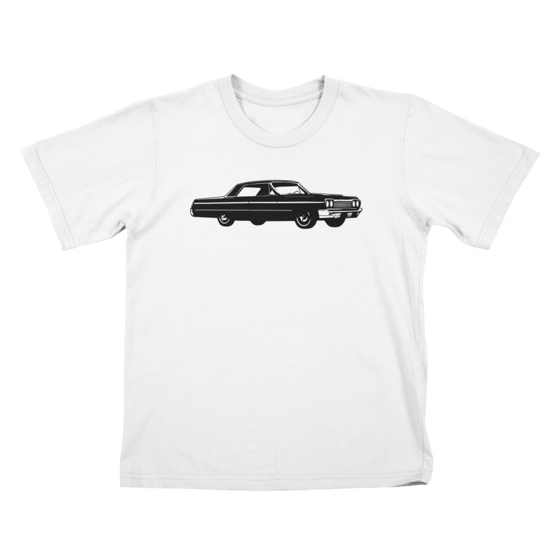 '64 Impala Kids T-Shirt by Midnight Studio