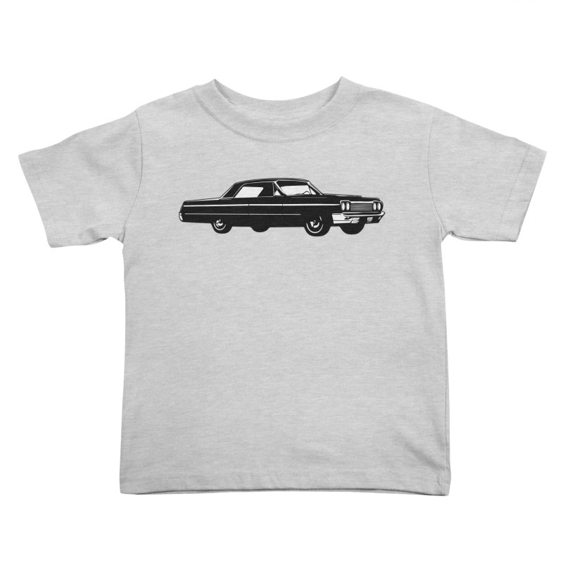 '64 Impala Kids Toddler T-Shirt by Midnight Studio